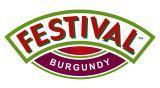 FestivalTM Burgundy Logo